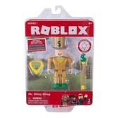 ROBLOX 機器磚塊核心角色 Mr﹒ Bling Bling