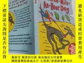 二手書博民逛書店the罕見hundred mile an hour dog 時速百英裏的狗 .Y200392