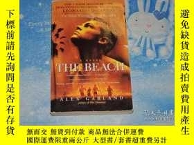 二手書博民逛書店the罕見beach Alex Garland【具體看圖】Y25