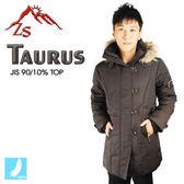 ZS Taurus 軍裝男款時尚羽絨大衣