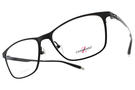 CHARMANT-Z 光學眼鏡 ZT19863 BK (黑) 鈦金屬系列百搭款 平光鏡框 # 金橘眼鏡
