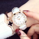 手錶/女士防水款男錶石英女錶