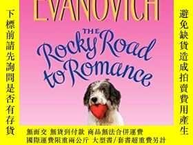 二手書博民逛書店The罕見Rocky Road To RomanceY255562 Janet Evanovich Harpe