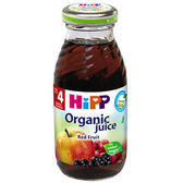 HiPP喜寶 有機綜合紅寶多果汁200ml
