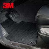 3M安美車墊 MAZDA 3 (2015~2019/06年)三代 適用/專用車款 (黑色/三片式)