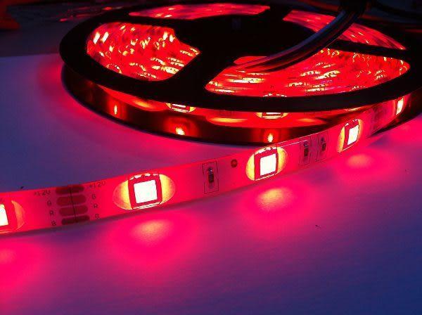 5050軟燈條5米單色(不防水)