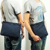 店長嚴選帆布包單肩包男背包休閒包ONE SHOULDER BAG斜挎包IPAD