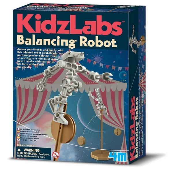 【4M】03364 科學探索-平衡機器人 Balancing Robot