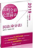 民法(身分法)-全彩心智圖表-2019律師.司法特考.高普特(保成)