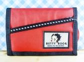 【震撼精品百貨】Betty Boop_貝蒂~皮夾-紅色