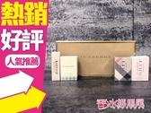 ◐香水綁馬尾◐BURBERRY 隨行香氛經典款女性小香水 禮盒組 (4.5ml*2+5ml*2)