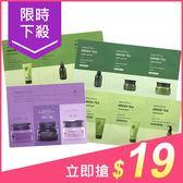 韓國 Innisfree 濟州綠茶/寒蘭3件旅行組(1片入) 4款可選【小三美日】$29
