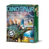 【4M】00-03229 挖掘考古系列 挖掘劍龍 Stegosaurus Skeleton
