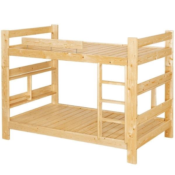 雙層床 AT-600-4 松木3.5尺雙層床 (不含床墊) 【大眾家居舘】