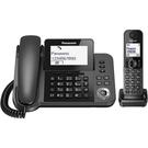 Panasonic 國際牌 KX-TGF310 子母機中文顯示 數位無線電話