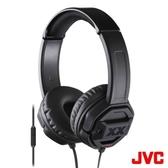 JVC 美國研發極限重低音智慧型線控 耳罩式耳機 HA-SR50X