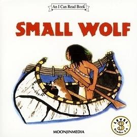 〈汪培珽英文書單〉〈An I Can Read系列:Level 3) SMALL WOLF /(單CD)