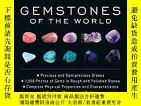 二手書博民逛書店Gemstones罕見of the World: Newly Revised Fifth EditionY36