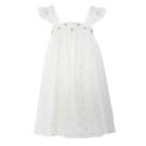 洋裝 I Love Gorgeous 串珠點點無袖洋裝 - 純白 SS15FC16WH