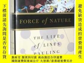 二手書博民逛書店FORCE罕見OF NATURE The Life of Lin