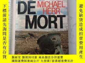 二手書博民逛書店Putain罕見de mort 法文法語法國Y385290 Michael Herr Albin Michel
