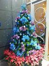 情意花坊超級商城耶誕節過年佈置/春節氣氛佈置/社區佈置大樓佈置聖誕樹出租6-8呎-2