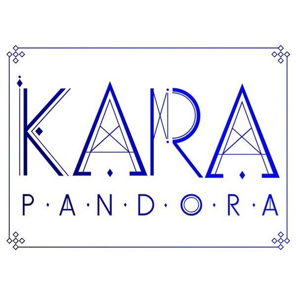 KARA  女神潘朵拉 CD附DVD附女神卡片  (音樂影片購)