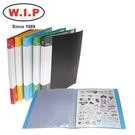 【W.I.P】40頁PP資料簿12入  CF40S 台灣製 /箱