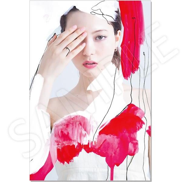 明信片【色】4入組/八木Alissa