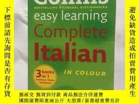 二手書博民逛書店Collins罕見Easy Learning Dictionar