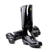 防滑雨鞋雨靴男士高筒中筒耐磨防水軟底夏季大碼工作勞保鞋