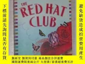 二手書博民逛書店英文原版罕見The Red Hat Club by Haywoo