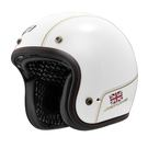 ASTONE SPORSTER II 碳纖維 復古 安全帽 VV70 白底金邊