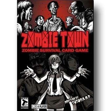 【新天鵝堡桌遊】Zombie Town 僵屍小鎮