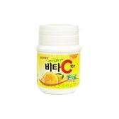 LOTTE 樂天 VC檸檬糖(瓶裝)65g【小三美日】