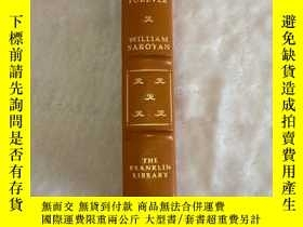 二手書博民逛書店Franklin罕見Library真皮限量版: Sons Come and Go, Mothers Hang in