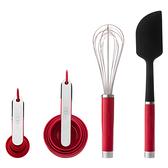 KitchenAid 百年限定烘焙工具4件組(贈品)