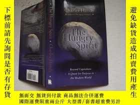 二手書博民逛書店英文原版:The罕見Hungry Spirit 飢餓的精神 毛邊
