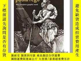 二手書博民逛書店【罕見】2012年出版 Paula Rego: The Comp