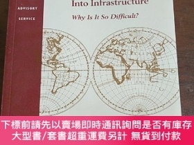 二手書博民逛書店Attracting罕見Foreign Direct Investment Into Infrastructure
