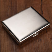 (超夯免運)煙盒 9支薄版控煙型女男士煙盒16支/20支金屬不鏽鋼煙盒