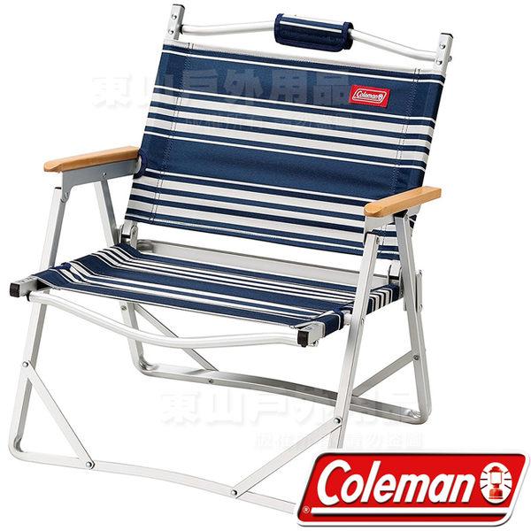 Coleman CM-31288 圍爐輕薄折疊椅 休閒椅/低腳椅 公司貨
