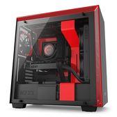 NZXT 恩傑 H700 EATX 電腦機殼 黑紅 CA-H700B-BR