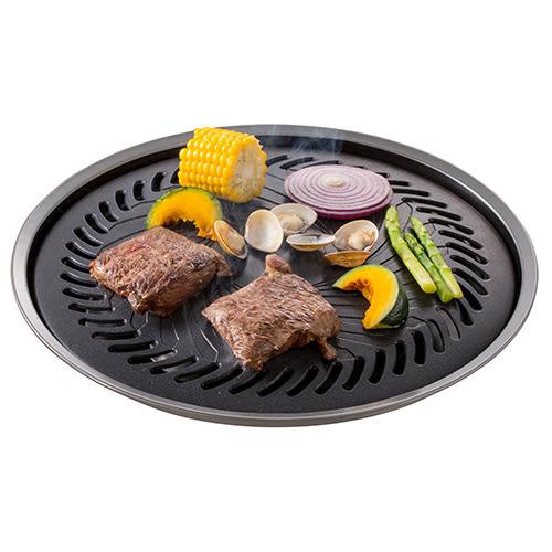 妙管家和風燒烤盤(大)附取盤器【愛買】