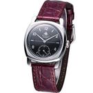 Rosemont 戀舊系列 時尚腕錶TN001-04-BBR咖啡色