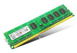 創見 DDR3 1GB 240Pin DIMM DDR3-1333 桌上型電腦記憶體(單面) TS128MLK64V3U