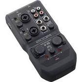 凱傑樂器   Zoom U-24 行動錄音介面