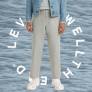 Levis Wellthread環境友善系列 男款 Stay Loose復古寬鬆版繭型休閒褲 / 創新棉化寒麻纖維