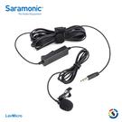 【Saramonic 楓笛】全向性電容式領夾式麥克風 LavMicro