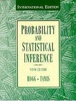二手書博民逛書店 《Probability And Statistical Inference》 R2Y ISBN:0136178537│HOGG